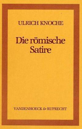 Download Die römische Satire