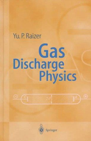 Download Gas discharge physics
