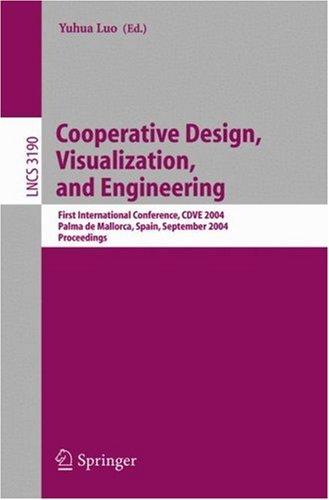 Download Cooperative Design, Visualization, and Engineering