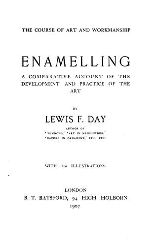 Download Enamelling