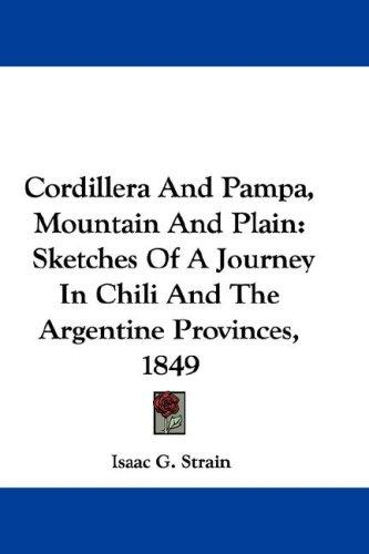 Download Cordillera And Pampa, Mountain And Plain