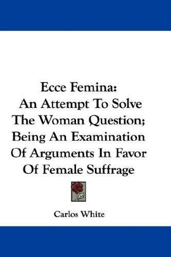 Ecce Femina