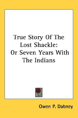 True Story Of The Lost Shackle