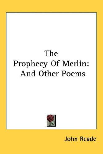 The Prophecy Of Merlin
