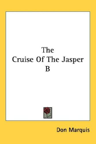 Download The Cruise Of The Jasper B