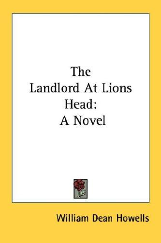Download The Landlord At Lions Head