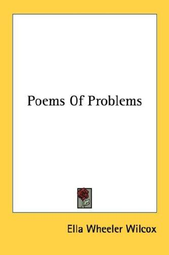 Poems Of Problems