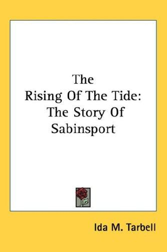 The Rising Of The Tide