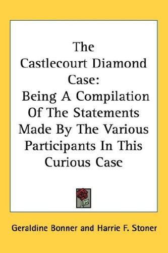 The Castlecourt Diamond Case