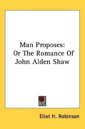 Man Proposes