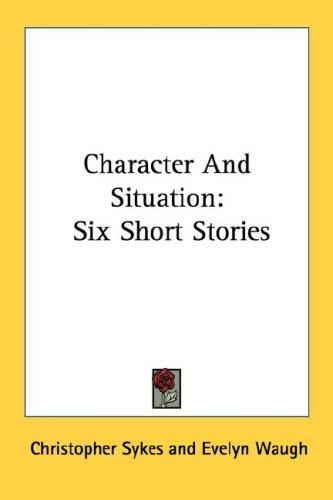 Character And Situation