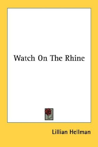 Download Watch On The Rhine