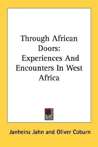 Through African Doors