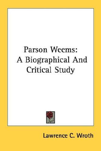Parson Weems