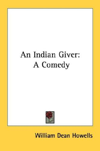 Download An Indian Giver