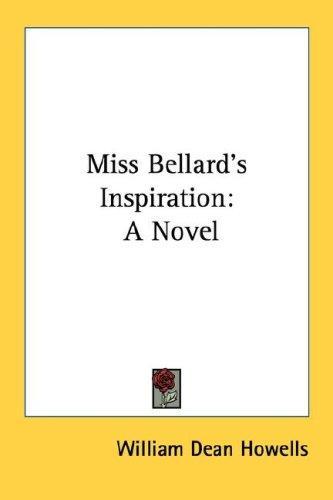Download Miss Bellard's Inspiration