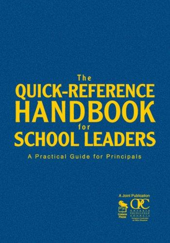 Download The Quick-Reference Handbook for School Leaders