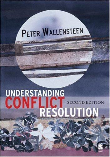 Download Understanding Conflict Resolution