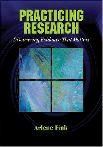 Download Practicing Research