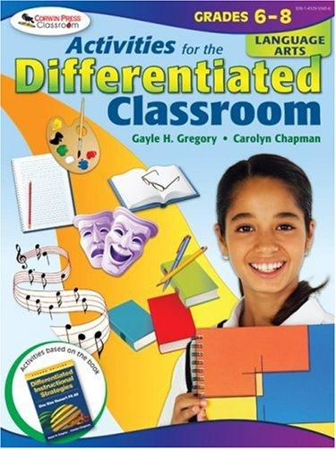 Download Activities for the Differentiated Classroom