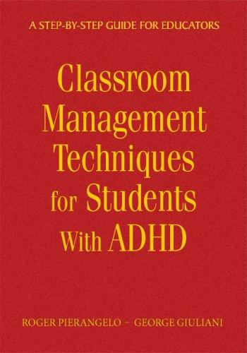 Download Classroom Management Techniques for Students With ADHD