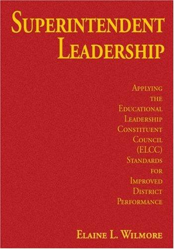 Superintendent Leadership