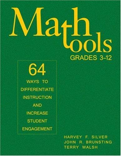 Download Math Tools, Grades 3-12