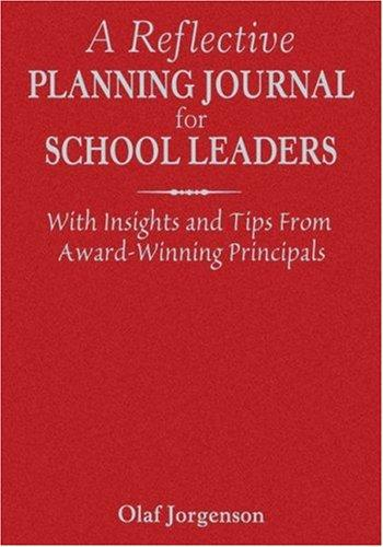 Download A Reflective Planning Journal for School Leaders