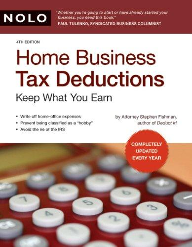 Download Home Business Tax Deductions