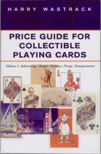 Price Guide for Collectible Playing Cards