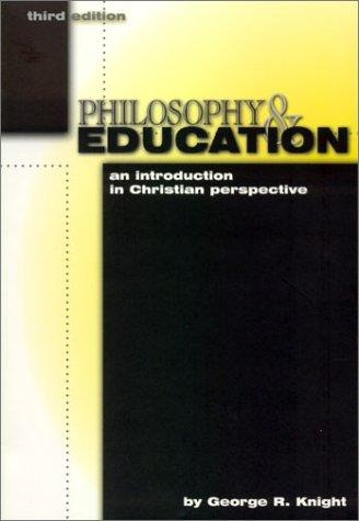 Download Philosophy & education