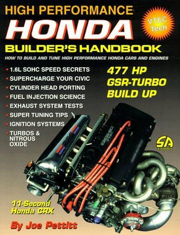 High performance Honda builder's handbook.