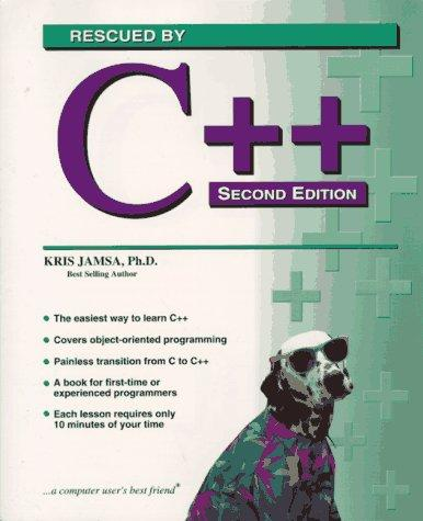 Rescued by… C++