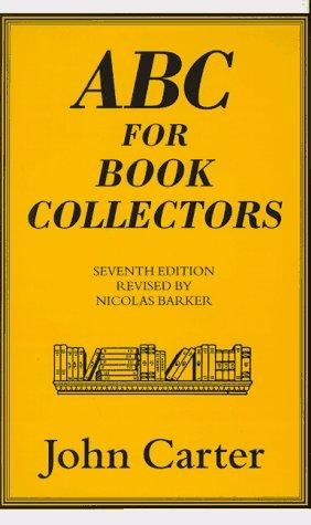 Download ABC for book collectors
