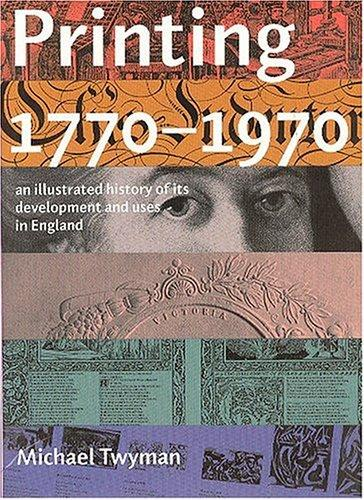 Download Printing 1770-1970