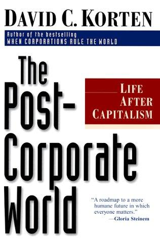 The post-corporate world