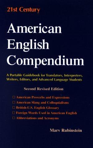 Download 21st century American English compendium