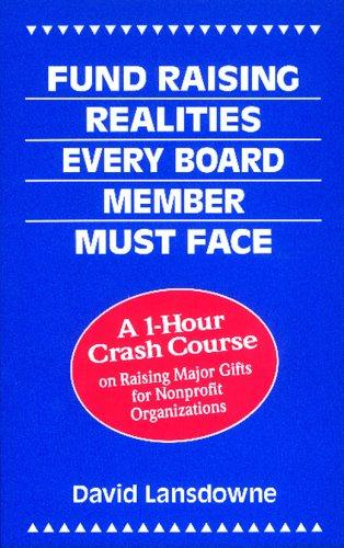 Download Fund raising realities every board member must face