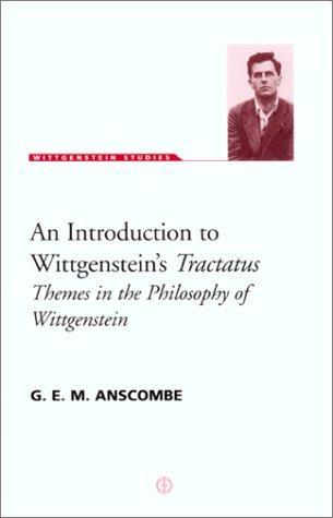 An introduction to Wittgenstein's Tractatus