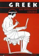 Greek, an intensive course