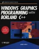 Download Windows graphics programming with Borland C++