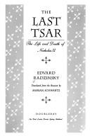 Download The last tsar