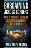 Bargaining across borders