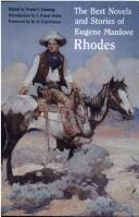 Download The best novels and stories of Eugene Manlove Rhodes