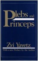 Download Plebs and princeps