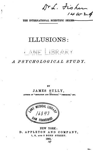 Illusions: a psychological study.