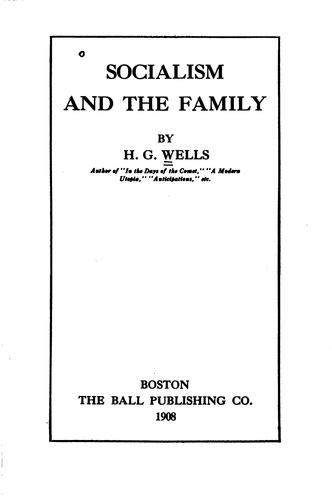Download Socialism and the family