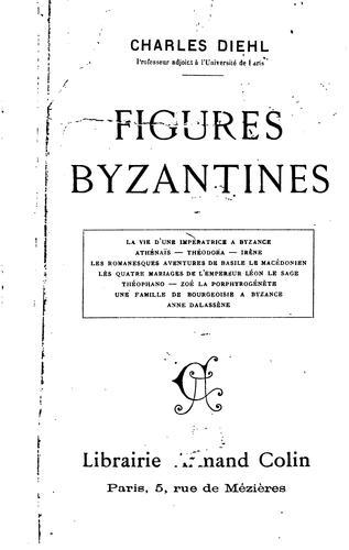 Figures byzantines.