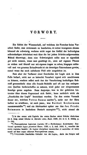 Download Geschichte der logik im abendlande.