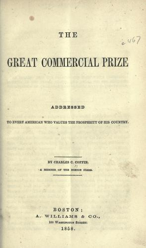 The great commercial prize